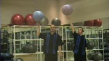 Kollum and Cain: Ball Spinning and Combo Tricks