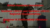 BKA Southern/Northern Regional Tricklists 2012/2013