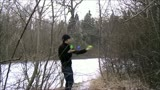 winter juggling