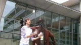 Juggling in Frankfurt 3