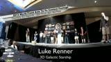 3D Galactic Starship String Yo-Yo Trick - Luke Renner