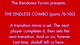 Kendama Endless Combo (76-100)