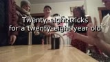 28 Tricks for a 28 Year Old