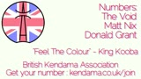 BKA123 - Feel The Colour