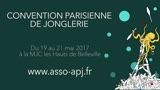 Convention Parisienne de Jonglerie TRAILER