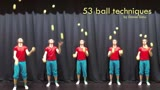 53 ball techniques