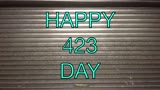 Happy 423 Day from New Zealand