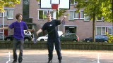 Daniel and Dixie's summer of 2008 diabolo video