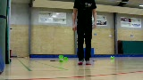 Tretow4 from youtube with a diabolo trick