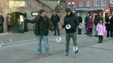 Diabolocamp #5 Flashmob in Göttingen