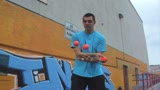1st Juggling Video