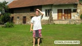 Balancování míčku