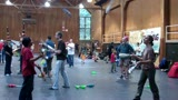 Juggling with Michael Karlovich and David Kha at PJF 2011