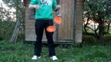 Diabolo in autumn time