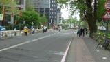 Einrad Marathon Düsseldorf 290412
