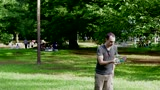 Teku Contact - 24 - Doing some tricks in front of people at JCJC