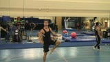 Cirque du Soleil - Zaia - Dan Miethke Doubles staff training at