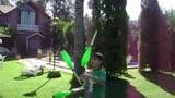 Fausto Cori 12 years - Juggling 2011