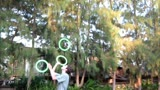 Juggling in Thailand