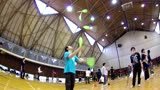 A Fisheye Lens at the 2013 Juggling Gathering