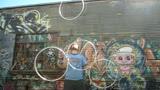 Shootin' Hoops - Troo Hoops Collaboration