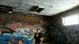 Juggling in an abandoned factory