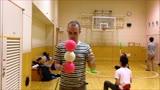 Teku Contact - 44 - 3 Ball Stack
