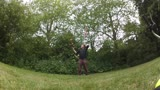 Berni in the park (5 ball tricks)