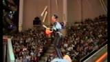 Russian juggler on horseback ca. 1990