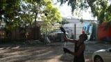 poi juggling