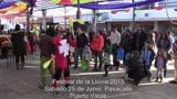 Caballeros Pablo & Andres - Malabares Festival de la Lluvia 2016