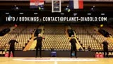 Planet Diabolo Crew - Basketball Game Show !