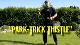 Donald Grant - Park-Trick Thistle!