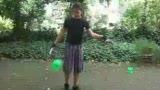 Me playing Diabolo