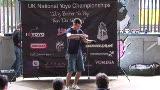 Fabio, Int A Div, FS, UK Yo-yo Nats 09