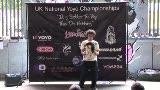 Nathan, X Div, FS, UK Yo-yo Nats 09