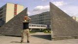 Contact juggling in Kielce