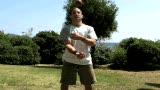 3 ball juggling in La Croix Valmer, France