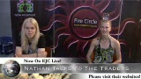 EJCLive Juistinas from Fire Dancing talks to Nathan