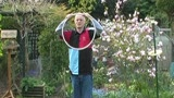 A bit of contact juggling and hoop work on my birthday
