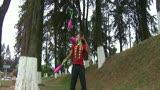 pink pipe juggling (conejo lunar)