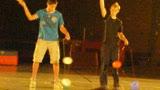 Fifi & Christo 3 diabolos !! =)