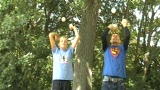 Thomas and Joelle's Juggling Video #2