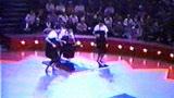 Bouncing trio act, Triplex, cirque du demain '96