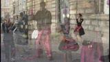 Kruhova parabola - Street Performance in France