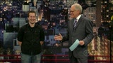 Warren Hammond on The Late Show with David Letterman